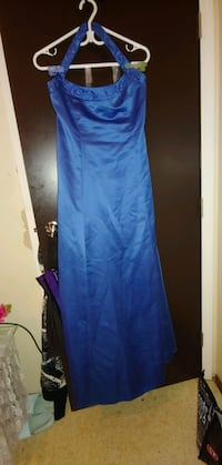 Grad dress size 18 but was made to a size 16 Edmonton, T5X 3A2