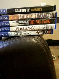 Ps4 games for TRADE only  Thorold, L2V 4C8