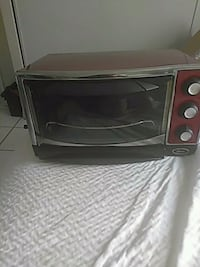 black and gray toaster oven Riverside
