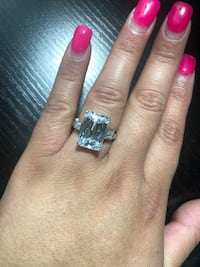 Sterling silver ring  Fountain Valley, 92708