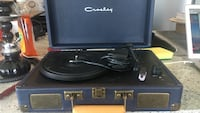 Crosley record player Mississauga, L5B 4G7