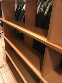 Shelf shelving unit storage library  Bethesda, 20816