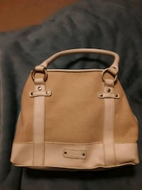 Stone Mountain - cream and off white handbag Ellicott City, 21043