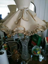 Crystal lamp with shade Lancaster, 17602