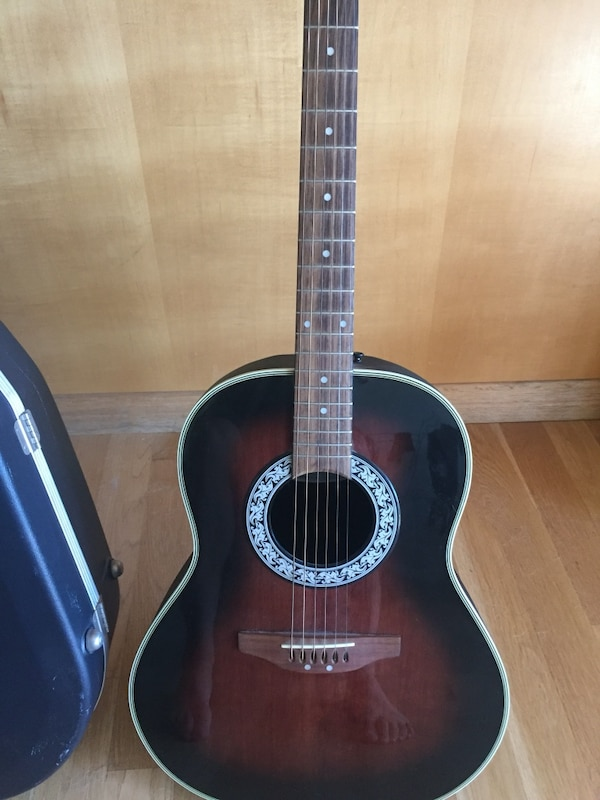 Used Ovation Guitar For Sale In Los Angeles Letgo