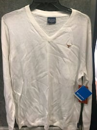Brand New Texas Long Horn Columbia Knit Sweater Grapevine, 76051