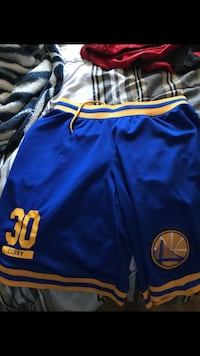 Curry shorts