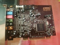 black and gray computer motherboard Montréal, H1C 1R2