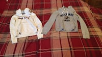 Abercrombie&Fitch pullover hoodies size medium 325 mi