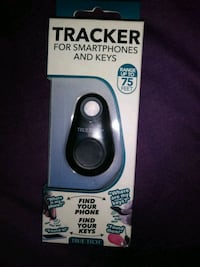 black Tracker for smartphones and keys box Council Bluffs, 51501