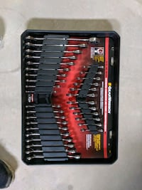 Gear wrench 32 piece wrench set