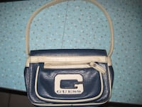 Authentic Vintage Guess Leatherette Purse
