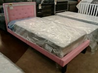 Pink twin bed on sale  Phoenix, 85018