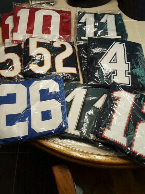 newest collection 52b91 4e877 BRAND NEW NIKE NFL JERSEYS BUY 1 OR ALL AND RESELL
