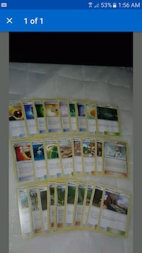 Pokemon Lot of 27 Trainer TCG cards Spartanburg, 29306
