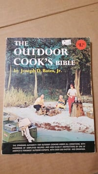 Vintage The Outdoor Cook's Bible Sioux Falls, 57106