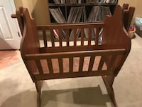 Hand-made cradle/crib Louisville, 40206