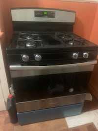 Like new, never used Stove!