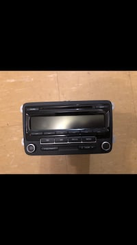 Stock Volkswagen audio deck out of 2008 jetta. Works like new King, L7B 1C2