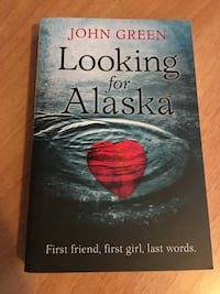 Looking for Alaska - John Green 6885 km
