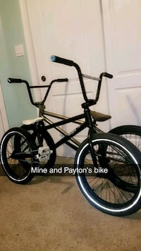 black and blue BMX bike Bakersfield, 93309