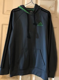 black and green Under Armour pullover hoodie Premont, 78375