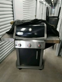 black and gray gas grill Ashburn
