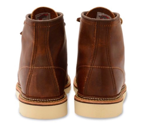 Red Wing Heritage 1907 boots 10.5
