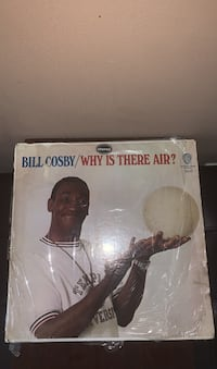 Vinyl Bill Cosby stand up