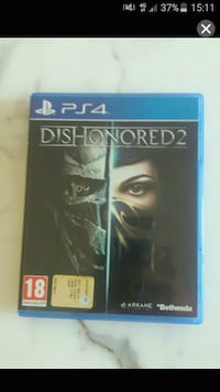 Dishonored 2 PS4 Roma, 00136