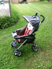 baby's black and gray stroller Princeton, 08540