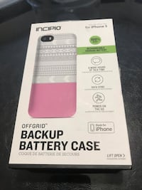 INCIPIO battery case iPhone 5 & 5S Bridgeport