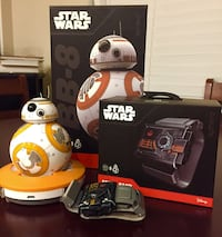 STAR WARS BB-8 and Force Band Combo Las Vegas, 89143