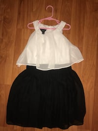 Girls dress size 12 Pomona, 91767