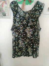 floral tank top. Spring Hill, 34609