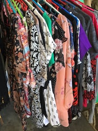 Women's blouses & shirts starting at 4$-5$. South Bend, 46613