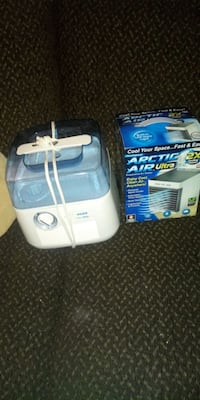 Arctic Air Ultra & Vicks Germ Free Cool Mist Humidifier