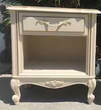 French Provincial Side table / Nightstand Chino Hills, 91709