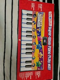 Super sized piano play mat Toronto, M6N 3C6