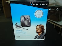 Plantronics Sound Innovation Wireless Office Headset System Lihue