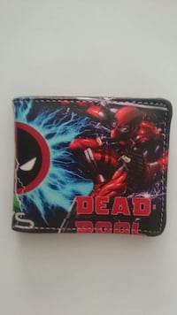 Billetera de Deadpool Málaga, 29003