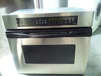 Ge stainless wall oven NEGOTIABLE Brampton, L6T 1N3