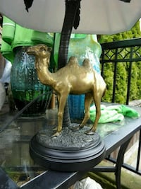 High quality bronze figure lamps Vancouver, V5S 4W2