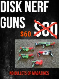 Disk Nerf Guns Murrieta, 92563