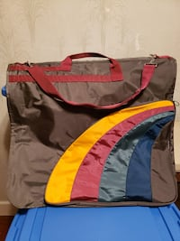 Travel garment bag.  Vaughan, L4L 1A6