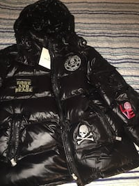 Moncler X Mastermind Maya Coat New York, 10454