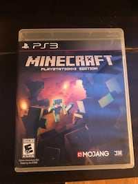 Minecraft Sony PS3 game case Danville, 17772