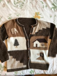 Wool sweater  Vancouver, V6K 1C6