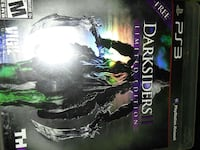 Darksiders II Limited Edition Ps3 Shasta Lake, 96019