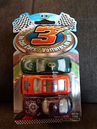 3 Diecast Cars Charleston, 29414